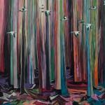 Da ist kein Baum im Wald_zeigt u.a. 'Zugvögel' von Sascha Banck (2012)