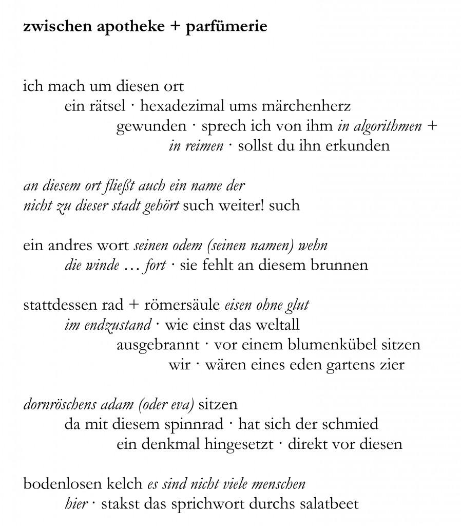 Gedicht_01_Apotheke