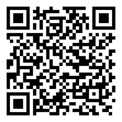 """QR-Code für App """"Smartphone Project"""" der Fabien Prioville Dance Company für Android"""