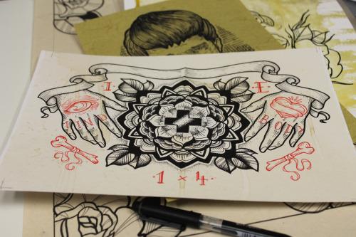 Zeichnungen_Paco Graves