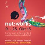 Plakat Nürnberg – Foto: net:works