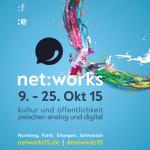 Plakat Erlangen – Foto: net:works