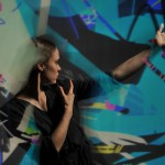 Das rgb-Ensemble nutzt digitale Medien für eine Symbiose aus Tanz, Klang und Bild - Foto: Malte Stabenau